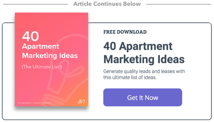 40 Apartment Marketing Ideas Guaranteed To Get More Renters