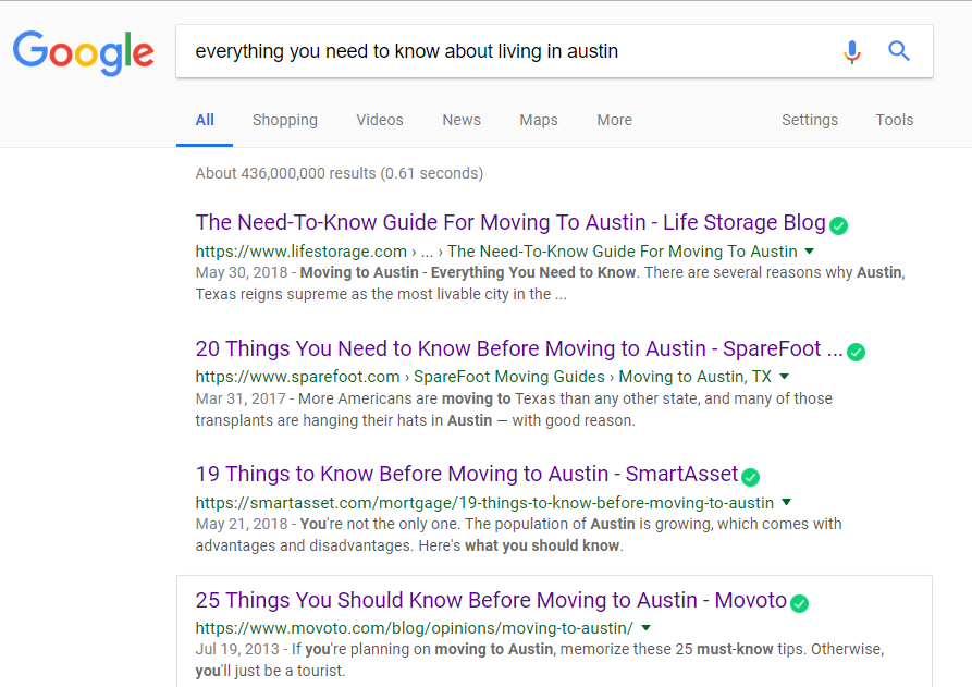 Don't be afraid to go past the first page of Google for potential linking prospects.