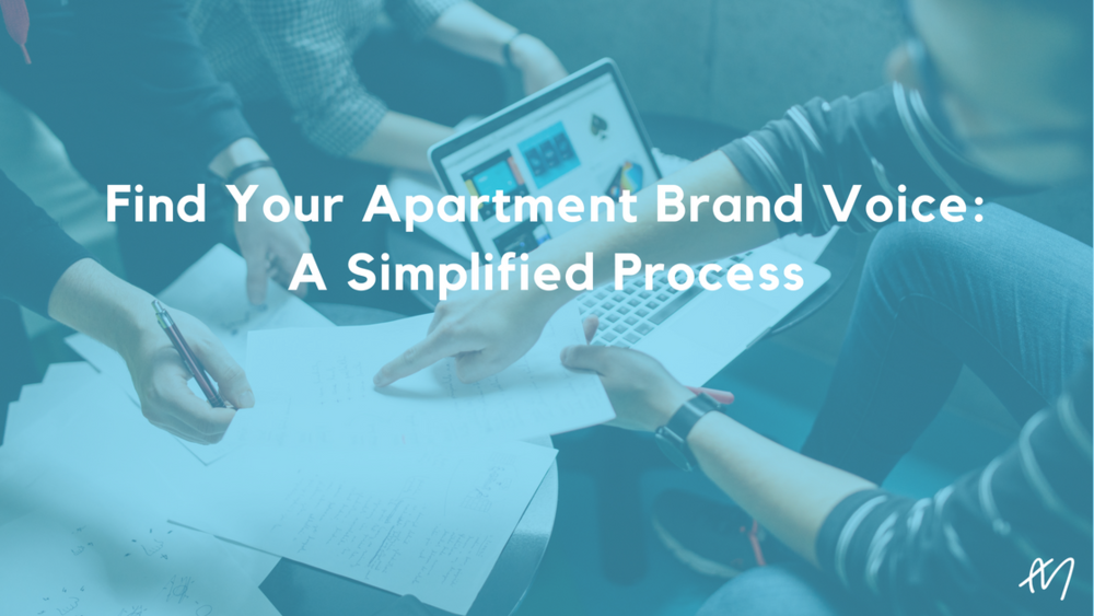 Find Your Apartment Brand Voice: A Simplified Process