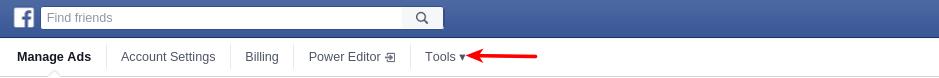 Facebook Tools screenshot