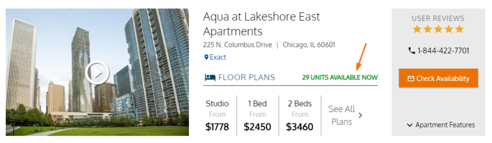 Updating Apartment Listings 1