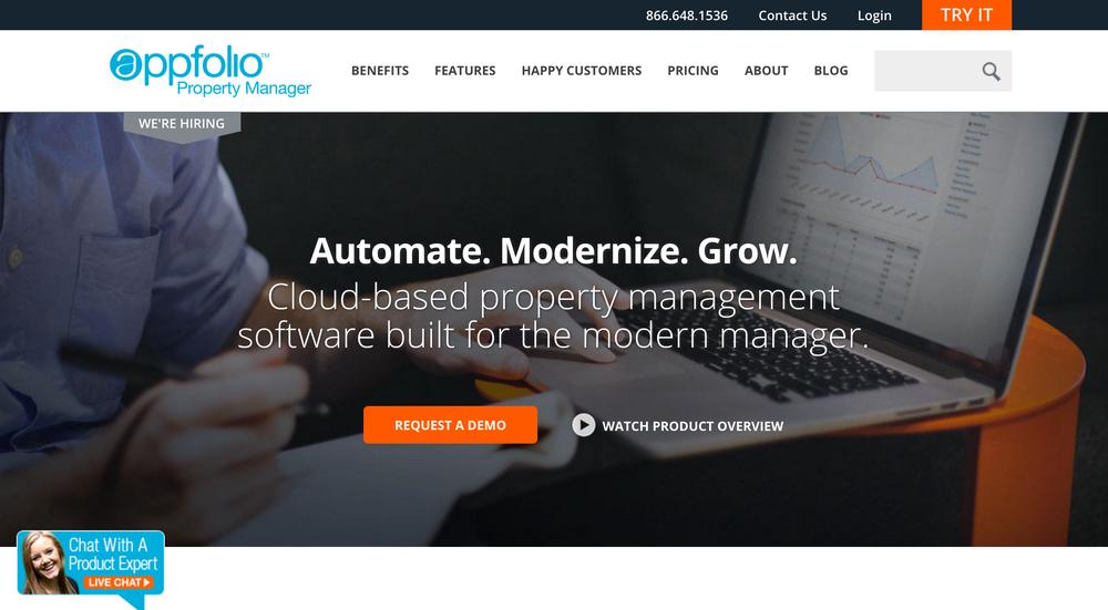 Appfolio Property Management Software