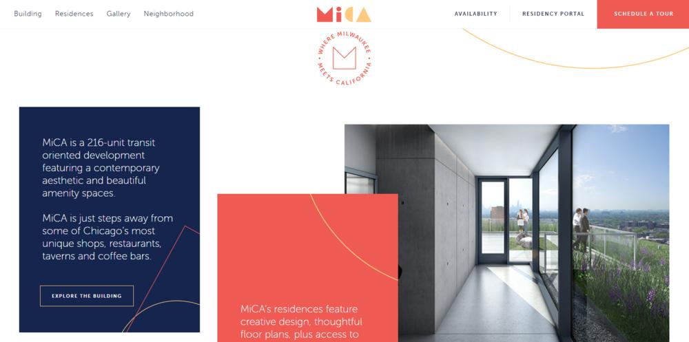 MiCA Website