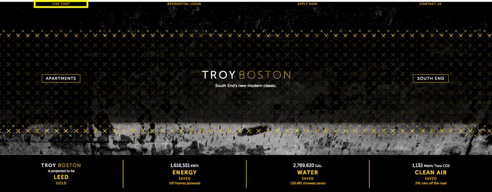Troy Boston screenshot
