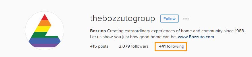 Instagram Hacks - Following